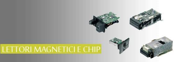 Lettori Magnetici e Chip Card
